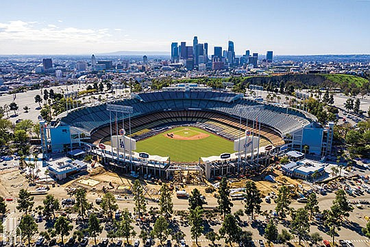 Dodger Stadium has culminated its COVID-19 testing operation and will begin vaccine distribution this week.