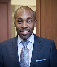 Paris Dennard, Senior Communications Advisor for Black Media Affairs at the Republican National Committee