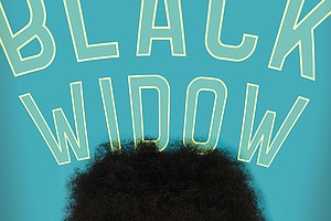 """""""Black Widow"""" by Leslie Gray Streeter c.2020, Little, Brown$27.00 / $34.00 Canada263 pages"""
