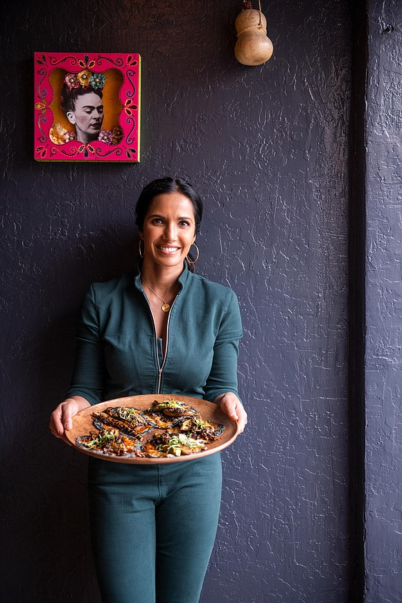 "Hulu's new series ""Taste the Nation with Padma Lakshmi,"" executive produced by award-winning cookbook author and host Padma Lakshmi, has ..."