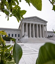 The Supreme Court in Washington, D.C.   (AP photo)