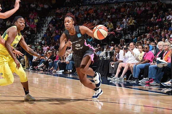 On June 15, the WNBA announced there will be a 2020 season.