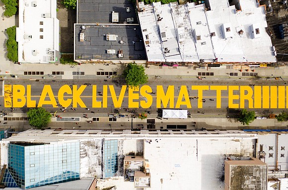 Harlem will be the Manhattan site of the Black Lives Matter Mural.
