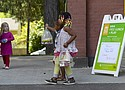 Portland Parks & Recreation's Free Lunch + Play program returns Monday with the distribution of free meals for kids at several parks and some apartment complexes, citywide. The program has been expanded to provide food security in the wake of the COVID-19 pandemic.