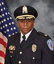 Interim Chief Blackwell