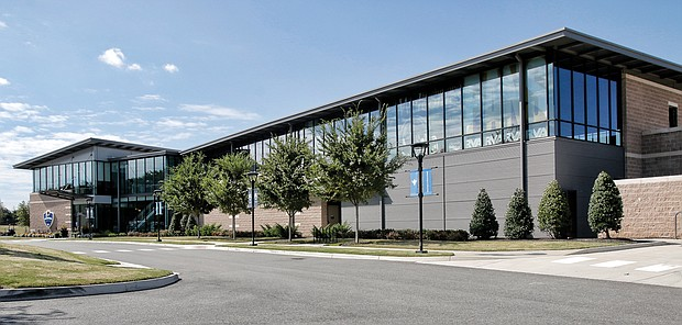 Washington NFL team training camp facility