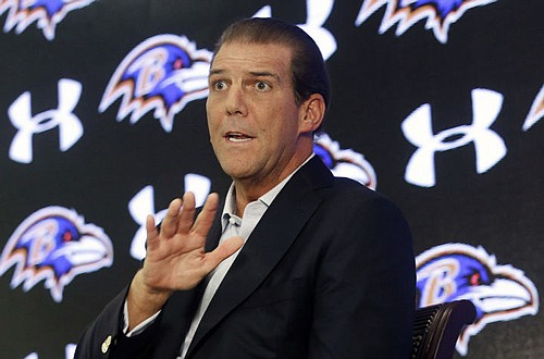 The Baltimore Ravens have consistently been one of the more progressive organizations in the NFL. In November 2002, Ozzie Newsome ...
