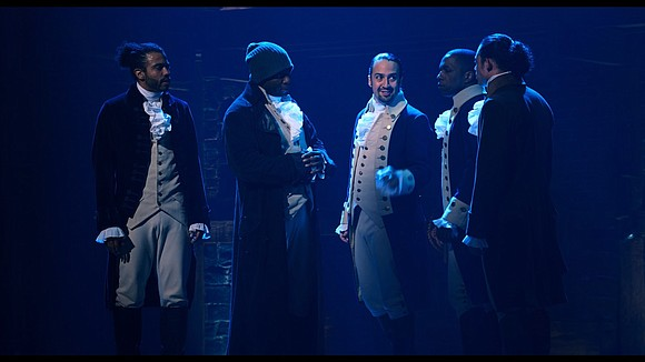 "Last night, as part of the 2020 ESPYs airing on ESPN and ESPN2, Disney+ debuted the trailer for ""Hamilton,"" the ..."