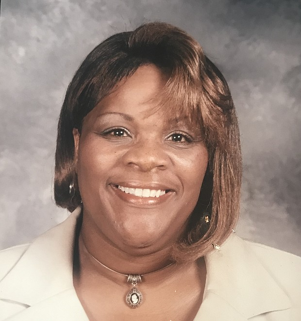Floyda Mack worked in Joliet District 86 for 32 years, most recently at Marycrest Early Childhood Center.