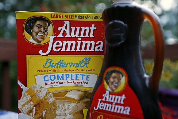 America's painful struggles over racism have finally caught up with Aunt Jemima, that ubiquitous fixture served up at breakfast tables ...