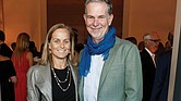 Patty Quillin and Reed Hastings