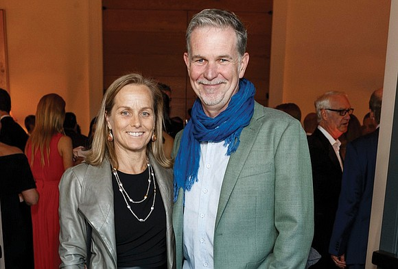 Netflix CEO Reed Hastings and his wife, Patty Quillin, are donating $120 million toward student scholarships at historically black colleges ...