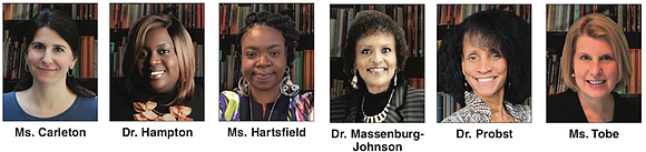 Open High School and five preschool centers will have new principals when Richmond Public Schools begins the 2020-21 academic year.