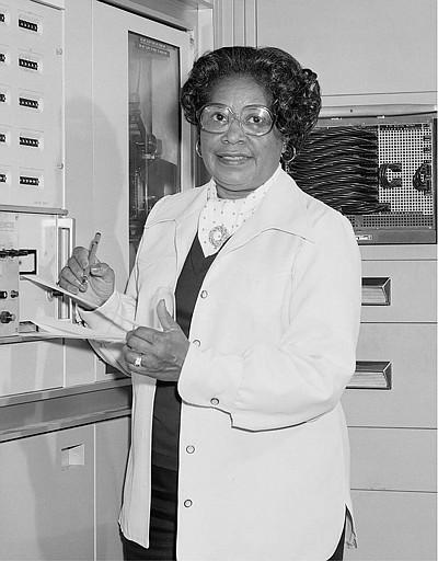 Mary W Jackson