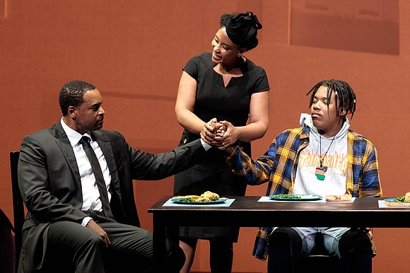 the prestigious Music Critics Association of North America (MCANA) decided to grant Playwright and Director Tazewell Thompson the award for ...
