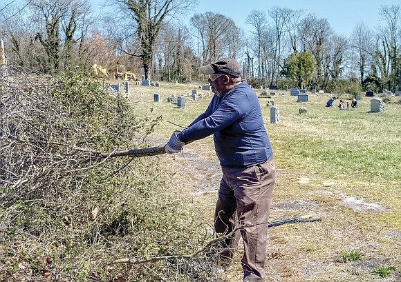 The Evergreen Restoration Foundation has raised the $50,000 needed to purchase Woodland Cemetery, a historic African-American cemetery in Henrico County ...