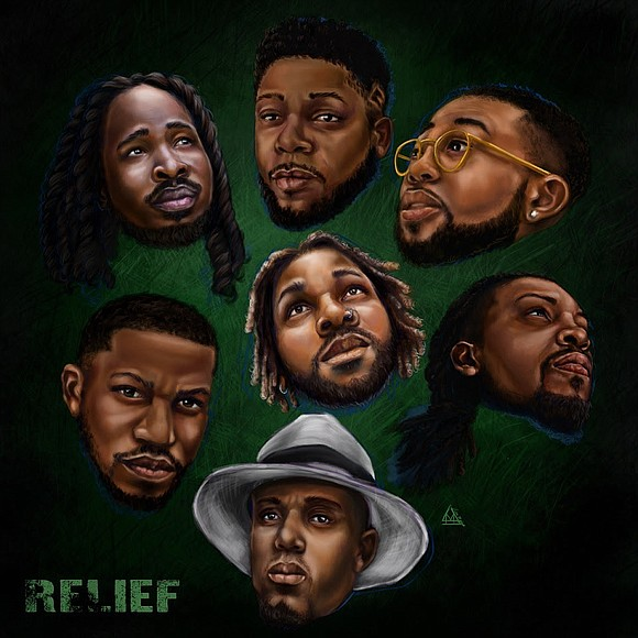 """""""RELIEF"""" was written by Rhyan LaMarr and produced by Mod G., Jack Red & Rhyan LaMarr. The inspirational Hip-hop single ..."""