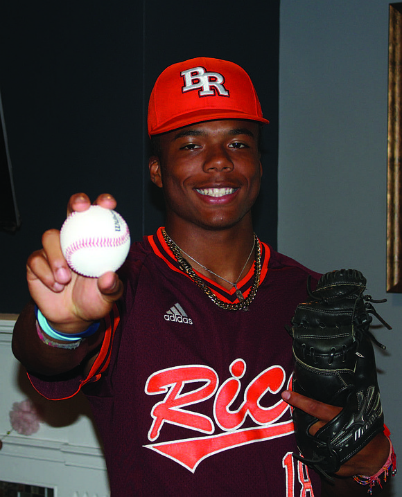Brother Rice High School baseball star Zion Rose is one of the top ranked players in the country as a ...