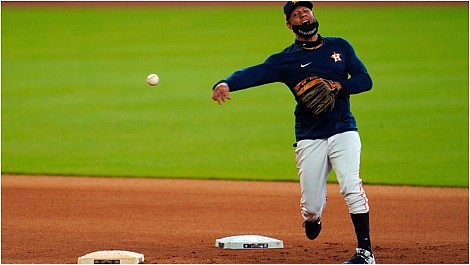 The Houston Astros cancelled Summer Camp workouts on today due to lack of results from COVID-19 tests that were taken ...