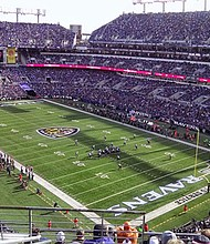 M&T Bank Stadium is home to the Baltimore Ravens. The 2020 NFL season is scheduled to start on September 10, 2020. Training camp set to begin on July 28, 2020. Fans will not be allowed to attend practices at the Under Armour Performance Center in Owings Mills.