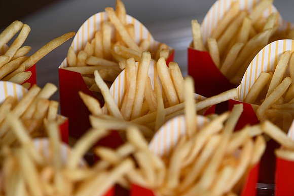 Today is National French Fry Day and not even coronavirus can ruin America's love affair with the crispy golden spuds.