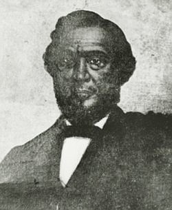 Among radical abolitionist John Brown's most trusted supporters and benefactors was the Rev. Dr. James Gloucester.