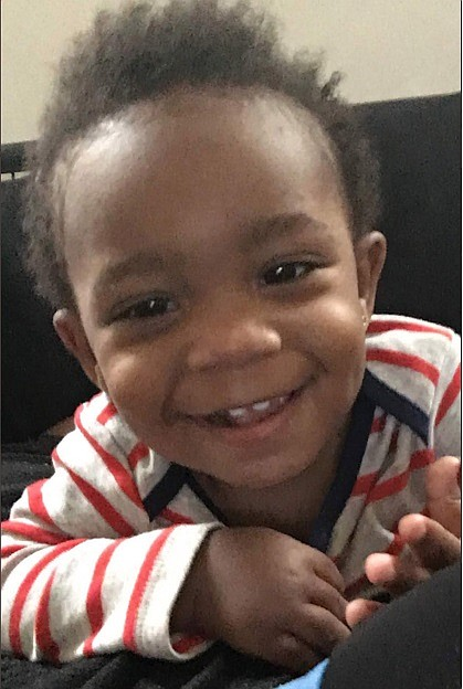 Funeral services are being held Monday for one-year-old shooting victim Davell Gardner.