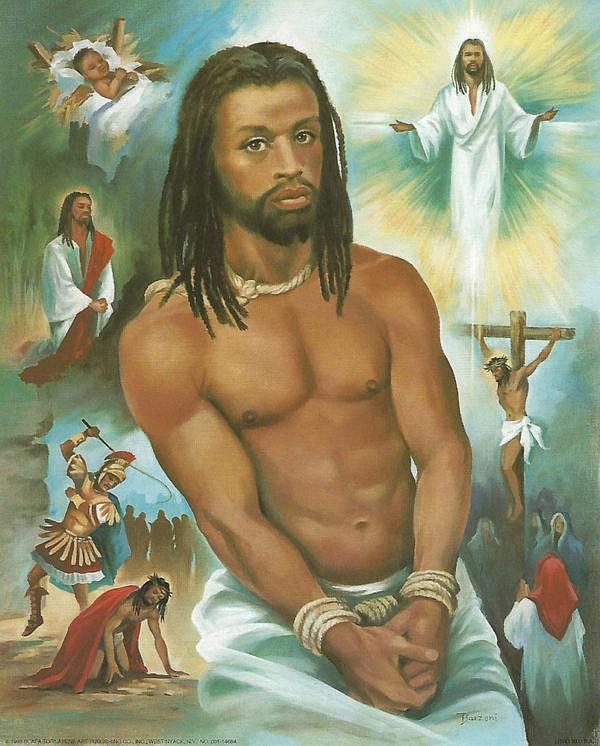 """Vincent Barzoni's """"His Voyage: Life of Jesus."""""""