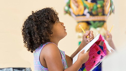 The Walters Art Museum is pleased to announce its free Summer Art Adventures program. Designed for ages 6 to 11 ...