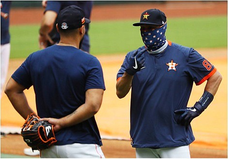 The Houston Astros are putting the right pieces into place and are once again coming together like that cohesive unit ...