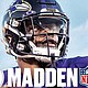 Baltimore Ravens quarterback Lamar Jackson appears on the cover of EA Sports Madden 21. Jackson received a 94 rating which places him third of the QBs behind Patrick Mahomes and Russell Wilson.
