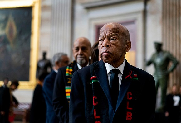 Two towering figures of the American civil rights movement died Friday, a major loss for a nation still grappling with ...