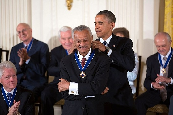 The Rev. C.T. Vivian, the legendary civil rights activist who marched alongside Dr. Martin Luther King Jr., has died.