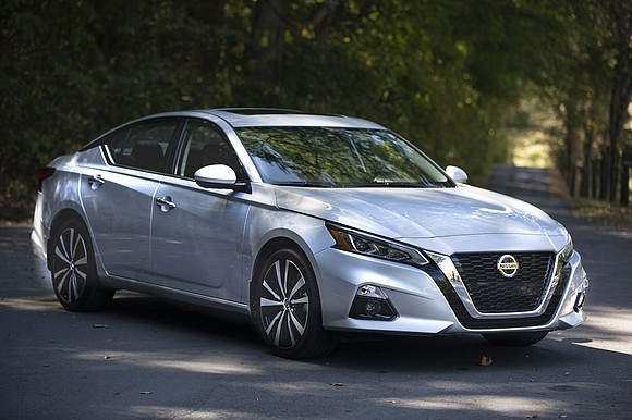Impressive. That's the first descriptive word we thought of when it came to the 2020 Altima 2.0 Platinum Sedan.