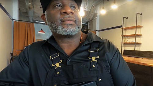 Bertony Faustin, the founder of Abbey Creek, Oregon's first Black-owned winery, grows his business with the opening of a wine tasting room at 912 S.W. Morrison, the first new tenant in revamped shopping plaza called the Shops at 10Y on the ground floor of the Portland SmartPark garage.