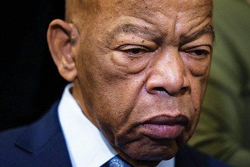 John Lewis was a lion of the civil rights movement whose bloody beating by Alabama state troopers in 1965 helped ...