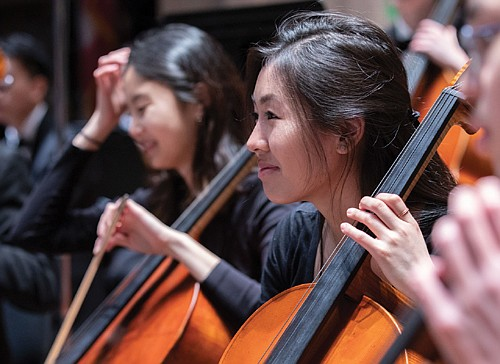Portland Youth Philharmonic, the nation's first and oldest youth orchestra, is accepting online applications and video auditions from local, young creatives interested in participating in the organization's 97th season.