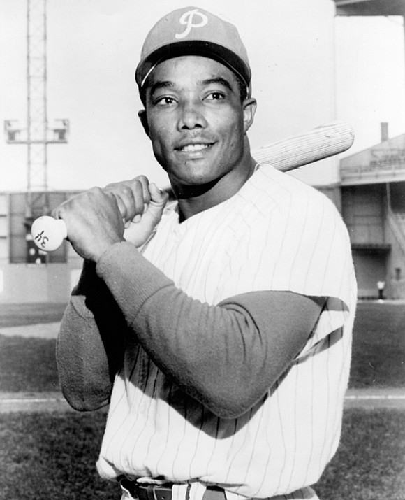 Tony Taylor, the first Black All-Star to play for the Philadelphia Phillies, has died of complications from a stroke. He ...