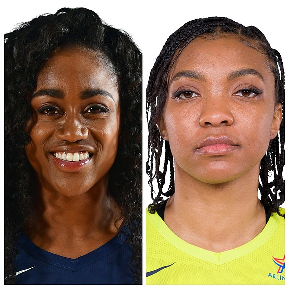 WNBA play kicks off on Saturday, July 25, but some players have opted out of spending the next two to ...