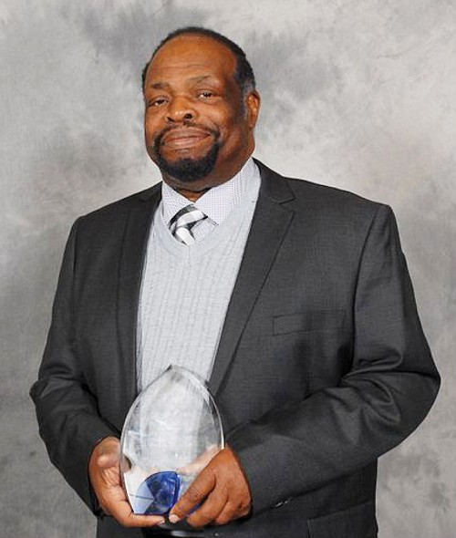 """George E. Mitchell was a 2019 Baltimore Times """"Positive People Award"""" honoree."""