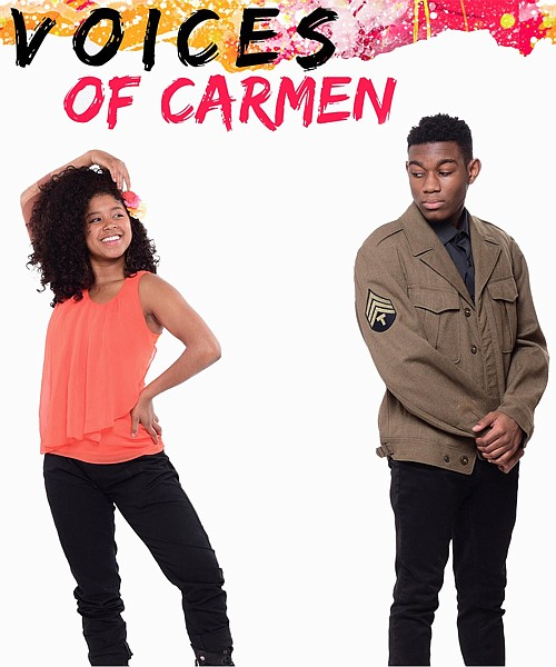 """An outdoor """"Carmen Concert"""" will be held in Eager Park, located on N. Wolfe Street on July 30, 2020 at 6:30 p.m.,"""