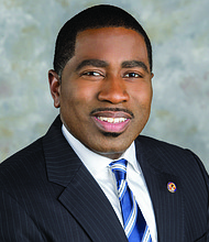 Marcus Evans, Jr. is the Illinois State Representative for the 33rd District. Appointed in 2012, he has been in office for eight years. Evans recently sat down with Conversations with the Citizen. Photo courtesy of State Rep. Marcus Evans, Jr.