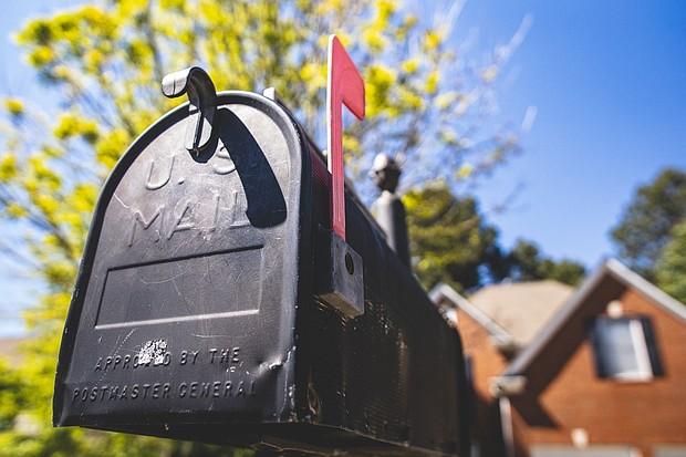 mailbox/US Postal Serice