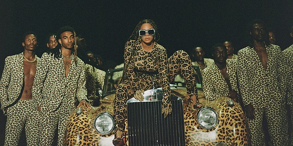 "Social media is buzzing in anticipation of Beyoncé's new visual album, ""Black Is King,"" that premieres Thursday, July 31, on ..."