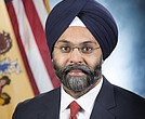New Jersey Attorney General Gurbir S. Grewal