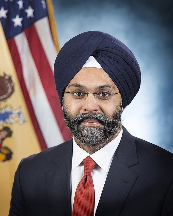 New Jersey Attorney General Grewal directs all state municipal, county and state prosecutors to adjourn, until at least Jan. 25, ...
