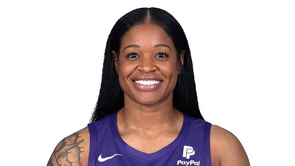 Bronx native Kia Vaughn has settled into life in the WNBA bubble, or as some people are calling it, the ...