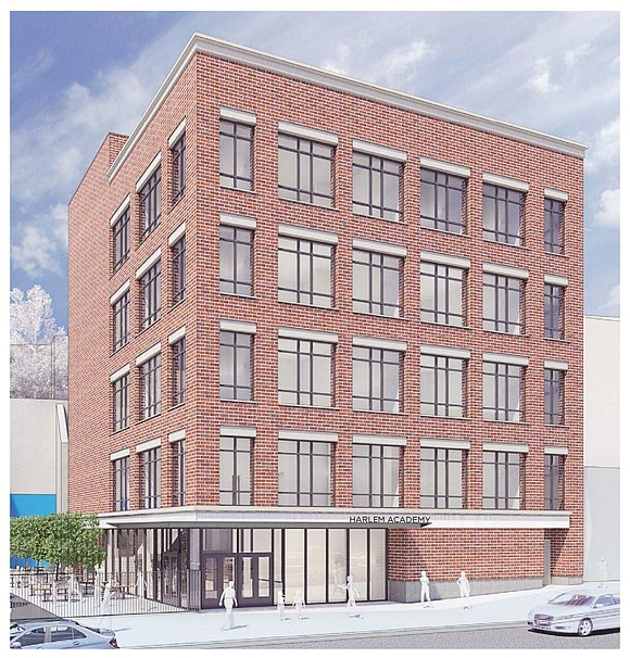 On August 3, 2020, Harlem Academy broke ground at 655 St. Nicholas Avenue, site of its permanent home.