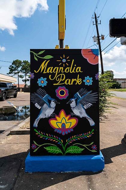 Magnolia-Park