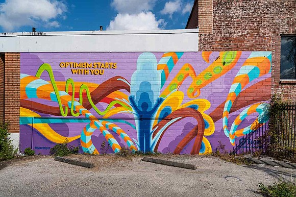 The East End District welcomes four new murals to the neighborhood, making this historic area one of Houston's top art ...
